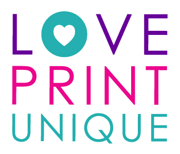Love Print Unique